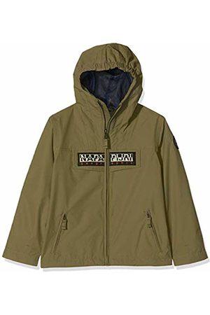Napapijri Boy's K Rainforest S Op 1 New Olive Jacket, Gd6