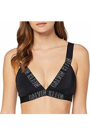04acd893b237c1 Calvin Klein Women s Plunge Bralette-rp Bikini Top