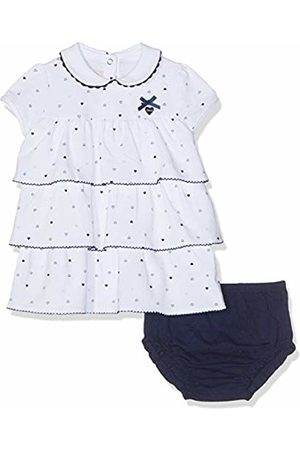 chicco Baby Girls' Completo Abito Manica Corta + Coulotte Clothing Set