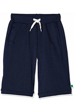 Green Cotton Alfa Shorts Boy (Navy 019392001)