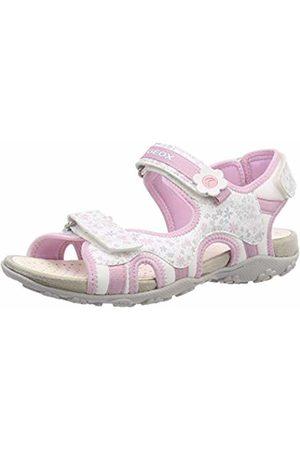 a64c65858 Geox toe girls  sandals
