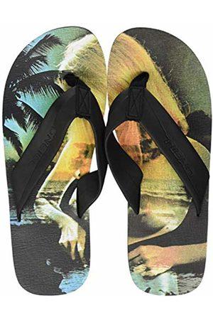 O'Neill Men's Fm Imprint Pattern Sandals Shoes & Bags, ( AOP W/ 9920)