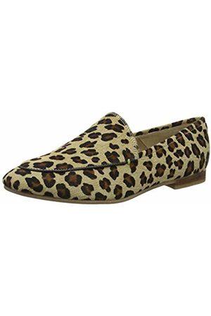 Joules Women's Lexington Luxe Loafers, Leopard