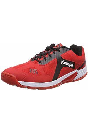 Kempa Men's's Wing Lite Ebbe & Flut Handball Shoes (Lighthouse Rot/Schwarz 05) 14 UK