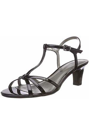 Tamaris Women's 1-1-28329-22 Ankle Strap Sandals, ( Patent 18)