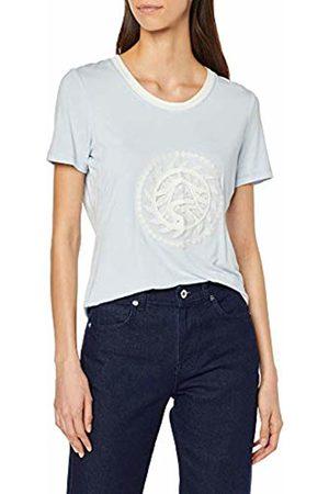 Sportalm Women's's Away T-Shirt (Bleu 021) 12 (Size: 38)