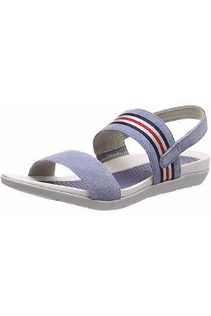 ARA Women's Nepal 1235915 Ankle Strap Sandals 5 UK