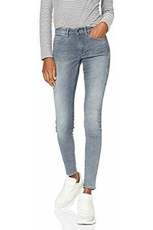 G-Star Women's Midge Zip Mid Skinny Wmn Jeans