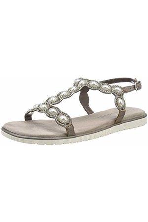 Bugatti Women's's 431478845900 Ankle Strap Sandals Dark 1100 6.5 UK