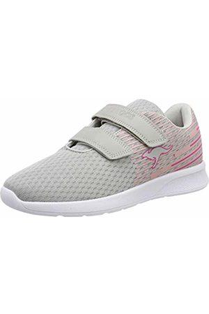 KangaROOS Adults' Kf Act V Low-Top Sneakers Vapor /Daisy 2050 7.5 UK