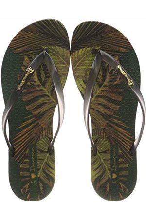 Ipanema Women's Wave Tropical Iii Fem Flip Flops 7 UK