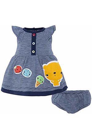 Tuc Tuc Baby Girls' Vestido Punto Rayas Ni\u00d1a Cute Ice Dress