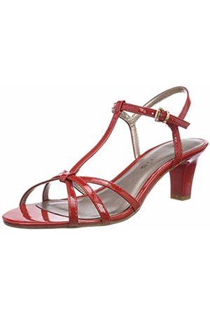 Tamaris Women's's 1-1-28329-22 Ankle Strap Sandals (Chili Patent 520) 6 UK