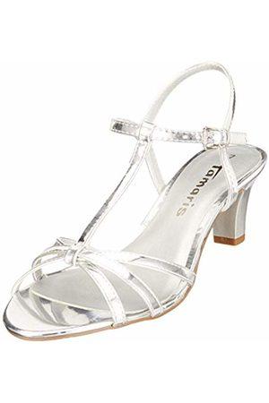 Tamaris Women's 1-1-28329-22 Ankle Strap Sandals 941 6 UK