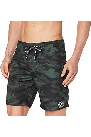 Blend Men's's Swimwear Swim Trunks, (Deep Depths 77229)