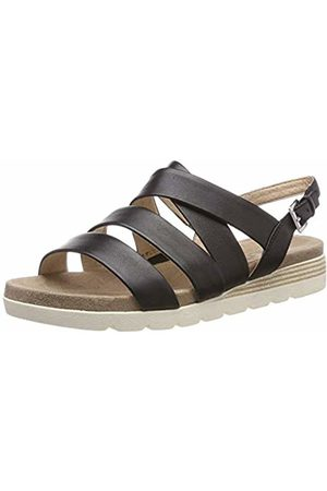 Caprice Women Sandals - Women's's Gipsy Ankle Strap Sandals Nappa 22