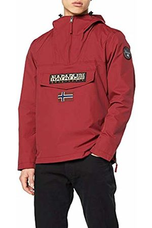 Napapijri Men's Rainforest M Sum 1 Rhubarb Jacket, R85