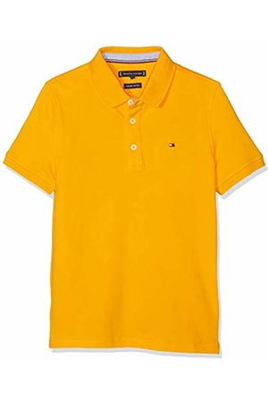 Tommy Hilfiger Boy's Essential Tommy Reg Polo S/s Shirt, (Radiant 720)
