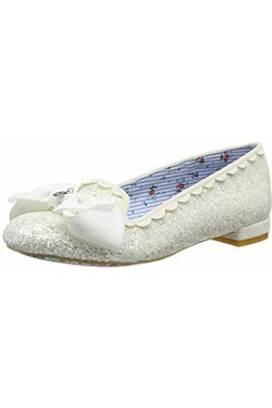Irregular Choice Women's Sulu Wedding Shoes, ( /Cream W)