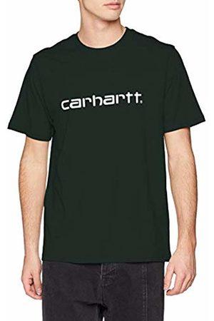 Carhartt Men Tank Tops - Men's S/s Script T-Shirt Kniited Tank Top