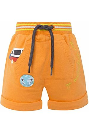 Tuc Tuc Baby Boys' Bermuda Felpa Niño World Map Trouser