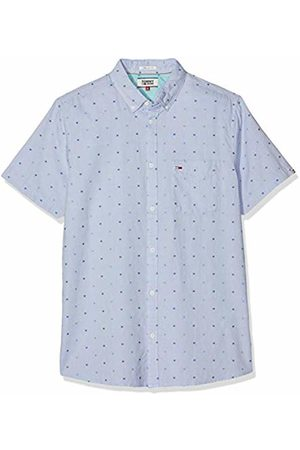 Tommy Hilfiger Men's TJM Short Sleeve Dobby Shirt Casual
