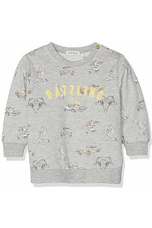 IKKS Baby Boys' Sweat Print Tetes De Buffle Et Voitures Sweatshirt