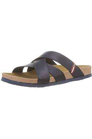 Gioseppo Men's 48412 Open Toe Sandals, (Marino 000)