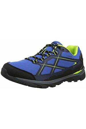 Regatta Kota Low, Mens Low Rise Hiking Boots, (OxfB/LimeGrn)