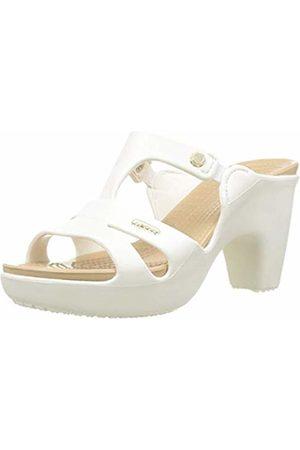 d5f95eb6a5 Crocs block-heel women's heels, compare prices and buy online
