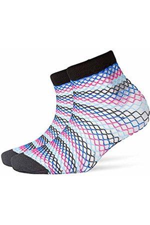 Burlington Women's Festival Net Calf Socks