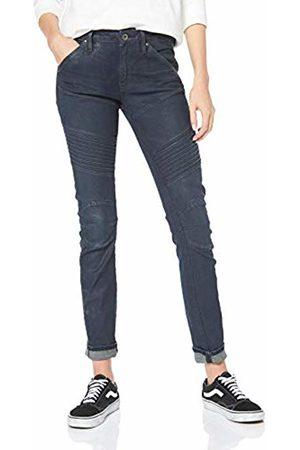 G-Star Women's 5620 G-Star Elwood Custom Mid Waist Skinny Jeans
