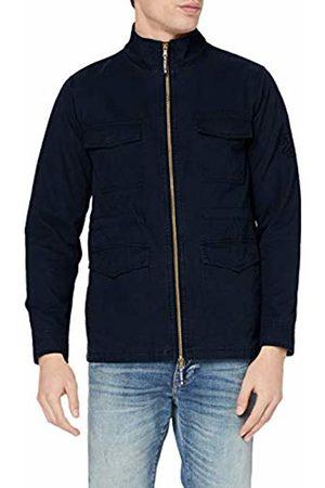 Izod Men's Field Jacket Blau (Sky Captain 402)