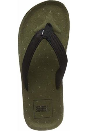 O'Neill Men's Fm Chad Structure Sandals Shoes & Bags, ( AOP W/ or 6940)