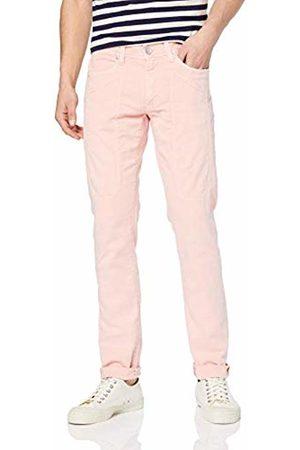 Jeckerson Men's 5pkts Patch Slim Trouser (Arancio 1151) 18 (Size: 36)
