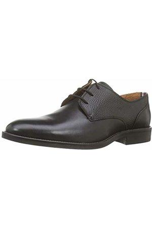 Tommy Hilfiger Men's Essential Leather Mix Shoe Oxfords