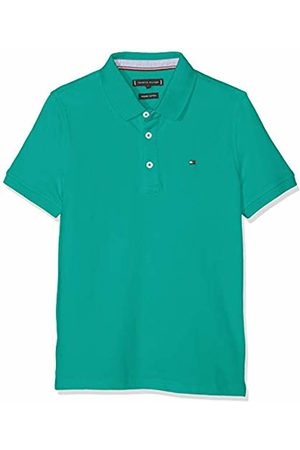 Tommy Hilfiger Boy's Essential Tommy Reg Polo S/s Shirt, (Dynasty 303)