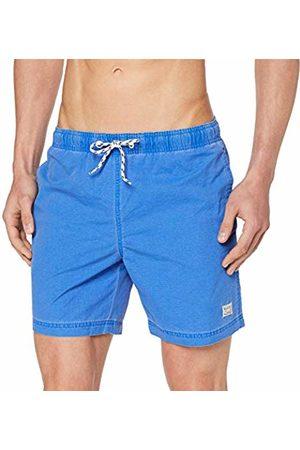 Blend Men's Swimwear Swim Trunks, (Electric 74637)