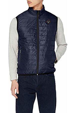 Napapijri Men's Acalmar Vest 2 Blu Marine Outdoor Gilet, 176