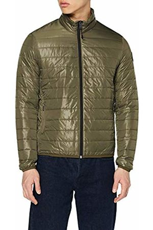 Napapijri Men's Acalmar 2 Bomber Jacket, (New Olive Gd6)