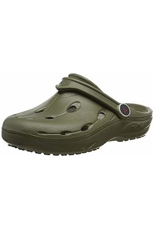 Chung Shi Dux Kids Clogs (Khaki 8900125-24) 5 UK