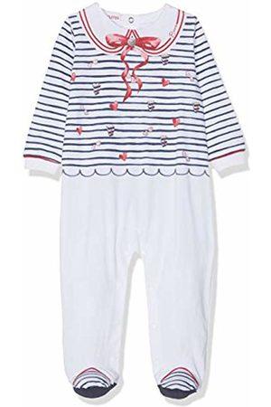 Brums Baby Girls Tutina Jersey Con Finta T-Shirt Stampata Playsuit