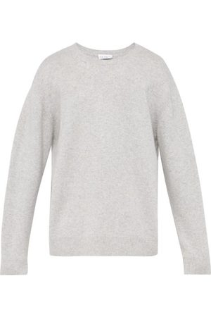 Raey Sloppy Crew Neck Cashmere Sweater - Mens