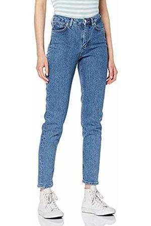Tommy Hilfiger Women's Gramercy Tapered HW A Alek Boyfriend Jeans, Blau 911