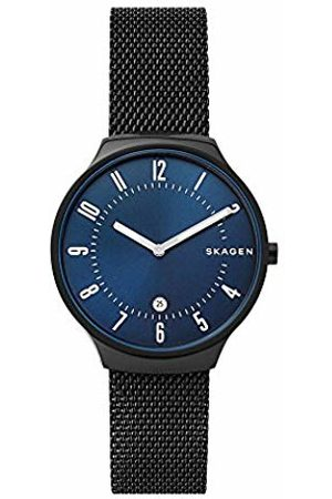 Skagen Mens Analogue Quartz Watch with Stainless Steel Strap SKW6461