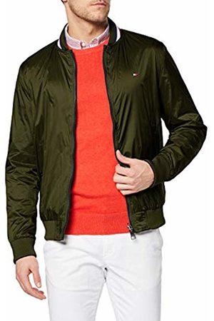 Tommy Hilfiger Men's Reversible Bomber Jacket