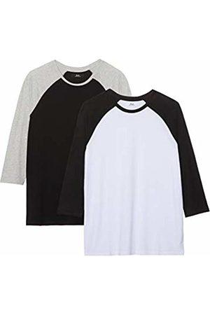 FIND FIND AFM-019 Mens t Shirts, ( / ), 46 (Size:2XL)