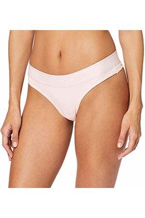 Calvin Klein Women's Thong (Nymph'S Thigh 2Nt) (Size: Large)