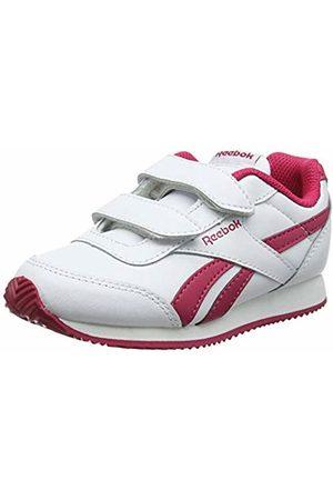 Reebok Girls Shoes - Girls' Royal Cljog 2 2v Fitness Shoes, ( /Rugged Rose 000)