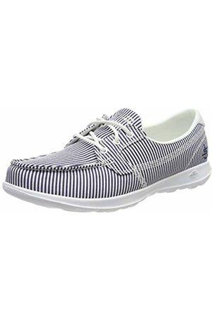 Skechers Women's GO Walk LITE-Caribbean Boat Shoes